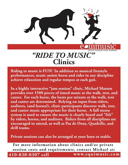 Ride to Music Clinic